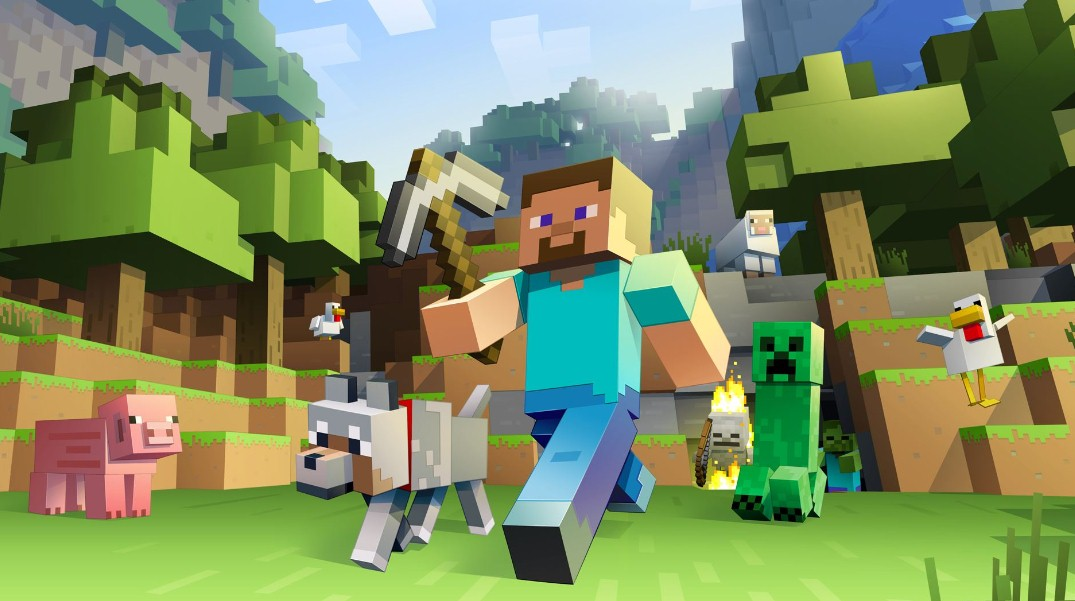 Minecraft is a Video Game That